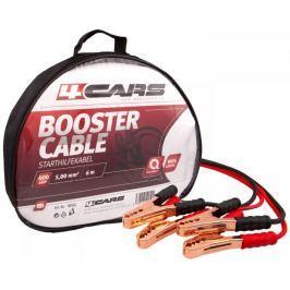 4Cars Startovací kabely 600AMP 6m