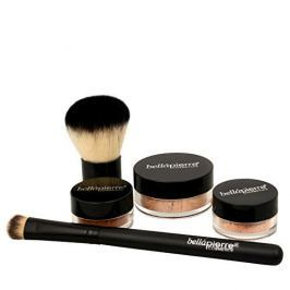 Bellapierre Kosmetická sada All Over Face (Contour and Highlighting Kit) (Odstín Medium)
