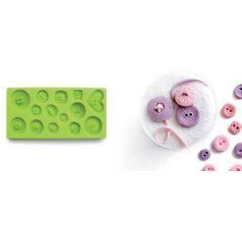 Ibili 3D forma na fondant knoflíky