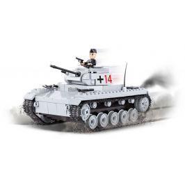 Cobi SMALL ARMY II WW Panzer II Ausf. C