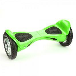 Kolonožka Offroad Auto Balance s mobilní aplikací a BT reproduktorem, zelená