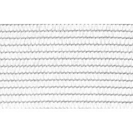 TENAX SPA stínící síť SOLEADO WHITE 90% 1,5m výška, bílá