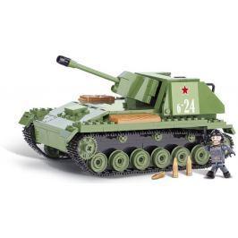 Cobi SMALL ARMY II WW Samohybné dělo SU-76