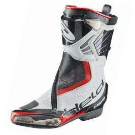 Held boty NEWTON (BOA system) vel.42 bílá/černá, klokaní/hovězí kůže+kevlar