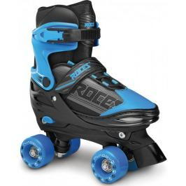 Roces Quaddy Boy Black/Astro Blue 26-29
