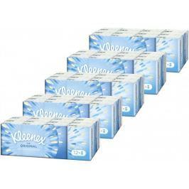 Kleenex Original Papírové kapesníčky 5x 12 balíčků