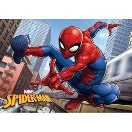 Jerry Fabrics Koupelnová předložka z paměťové pěny Spider Man, 40x60 cm