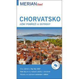 Klöcker Harald: Merian - Chorvatsko jižní pobřeží a ostrovy