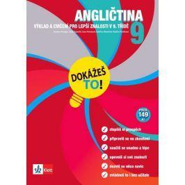 Brezigar a kolektiv Barbara: Angličtina 9 - Dokážeš to! - Výklad a cvičení pro lepší znalosti v 9. t