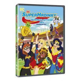 DC Superhrdinky: Intergalaktické hry   - DVD