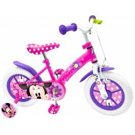 Stamp Jízdní kolo 12´´ s postranními kolečky, Minnie