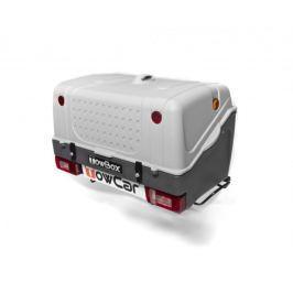 TowBox V1 box na ťažné zariadenie - šedá