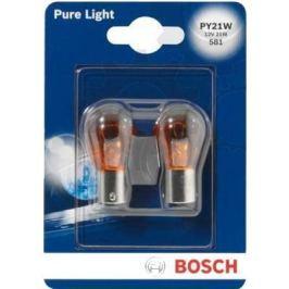 Bosch Žárovka typ PY21W, 12V, 21W, Pure Light