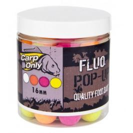 Carp Only fluo pop up boilie 80 g 20 mm pink
