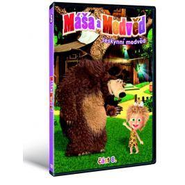 Máša a medvěd 8: Jeskynní medvěd   - DVD