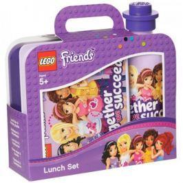 LEGO Friends svačinový set levandulová