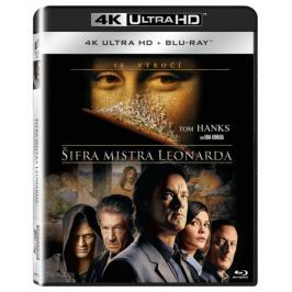 Šifra mistra Leonarda    (2 disky) - Blu-ray + 4K ULTRA HD