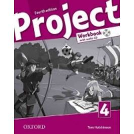 Hutchinson Tom: Project Fourth Edition 4 Workbook with Audio CD (International English Version)