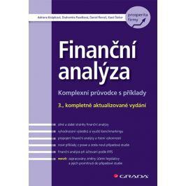 Knápková Adriana: Finanční analýza - Komplexní průvodce s příklady