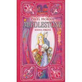 Horna Pavel: Middlestone - kniha druhá
