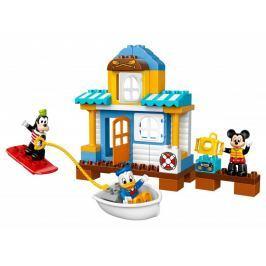 LEGO DUPLO® 10827 Mickey a jeho kamarádi v domě na pláži