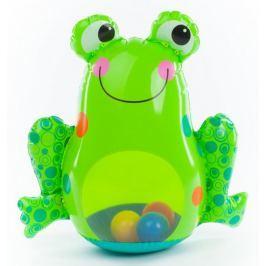 Teddies BABY Roly Poly - nafukovací žába