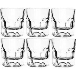 RCR Crystal Provenza sklenice na whisky 185 ml, 6 ks