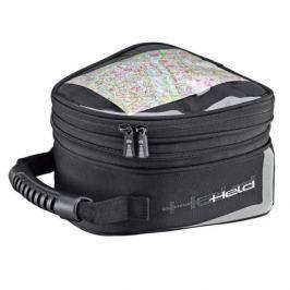 Held motocyklový Tankbag  VIBO - objem 2,5-4l, černý, Magnetický systém
