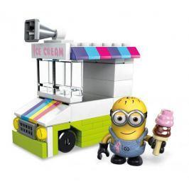 MEGA BLOKS Mimoňové Zmrzlinářský vozík