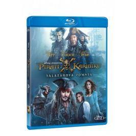 Piráti z Karibiku 5: Salazarova pomsta   - Blu-ray