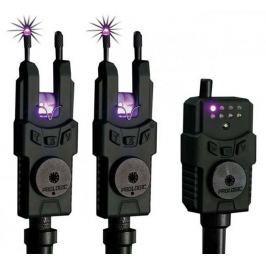 ProLogic Sada Signalizátorů SMX Custom Black Purple Red 2+1