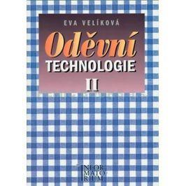 Velíková Eva: Oděvní technologie II