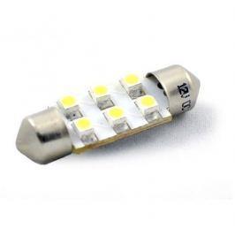 MAMMOOTH LED žárovky - bílá, typ C5W, 0,63W