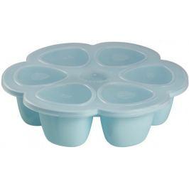 Béaba Multi-dávkovač na jídlo 6x150 ml, modrý