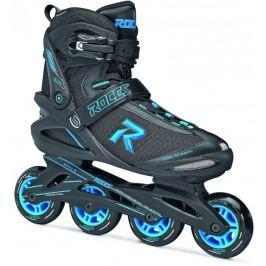 Roces Icon Black/astro blue 40