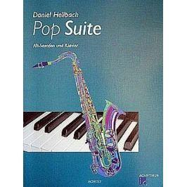 KN Pop Suite Noty pro saxofon