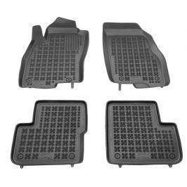 REZAW-PLAST Gumové koberce, černé, sada 4 ks (2x přední, 2x zadní), Fiat Grande Punto od r. 2005