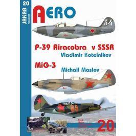 Kotelnikov Vladimir, Maslov Michail,: P-39 Airacobra v SSSR / MiG-3