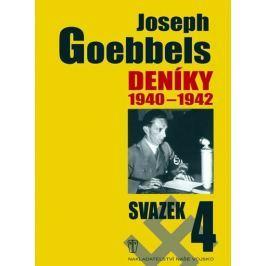 Goebbels Joseph: Deníky 1940-1942 - svazek 4