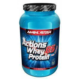 Aminostar Whey Protein Actions 85%, 2000g Vanilka