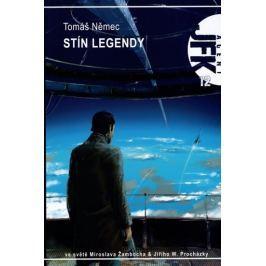 Němec Tomáš: Agent JFK 012 - Stín legendy (2.vydání)