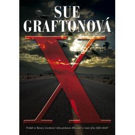 Graftonová Sue: X... graficky nejdramatičtější písmeno