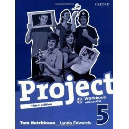 Hutchinson Tom: Project the Third Edition 5 Workbook with CD-ROM (International English Version)