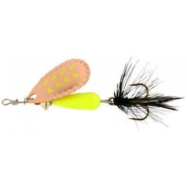 Abu-Garcia třpytka droppen fluo chart c black feather 8 g