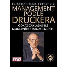 Edersheim Elizabeth Haas: Management podle Druckera - Odkaz zaklad