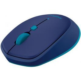 Logitech Bluetooth Mouse M535 - Blue (910-004531)