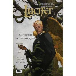 Carey Mike, Gross Peter,: Lucifer 3 - Flirtování se zatracenými