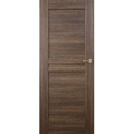 VASCO DOORS Interiérové dveře MADERA plné, model 1, Bílá, A