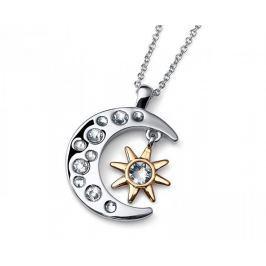 Oliver Weber Nápaditý náhrdelník Luna 11765