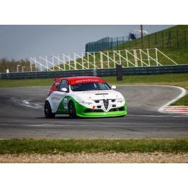 Poukaz Allegria - alfa Romeo 147 GTA na okruhu